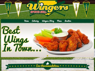 Wingers Sports Grill Image