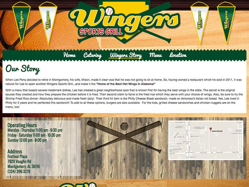 Wingers Sports Grill Image 3