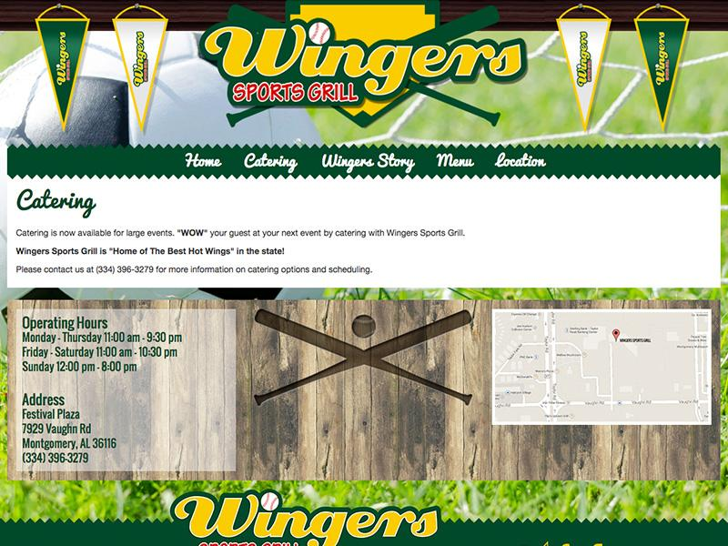 Wingers Sports Grill Image 4